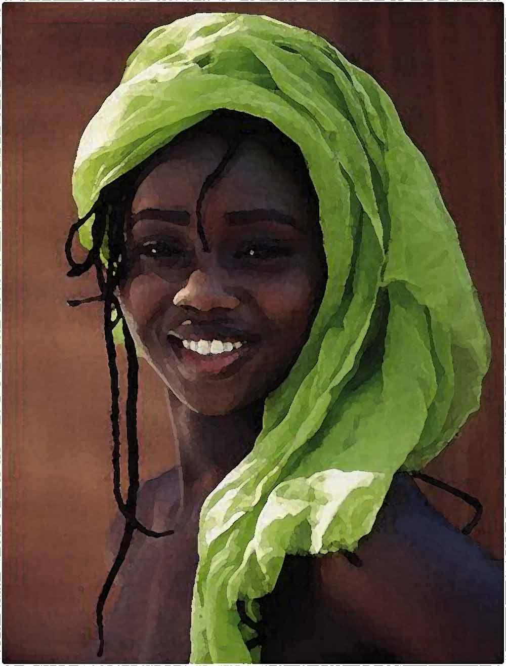 Темнокожие женщины бесплатно 14 фотография